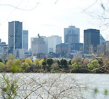 Montreal, Canada by Ralph Angelillo