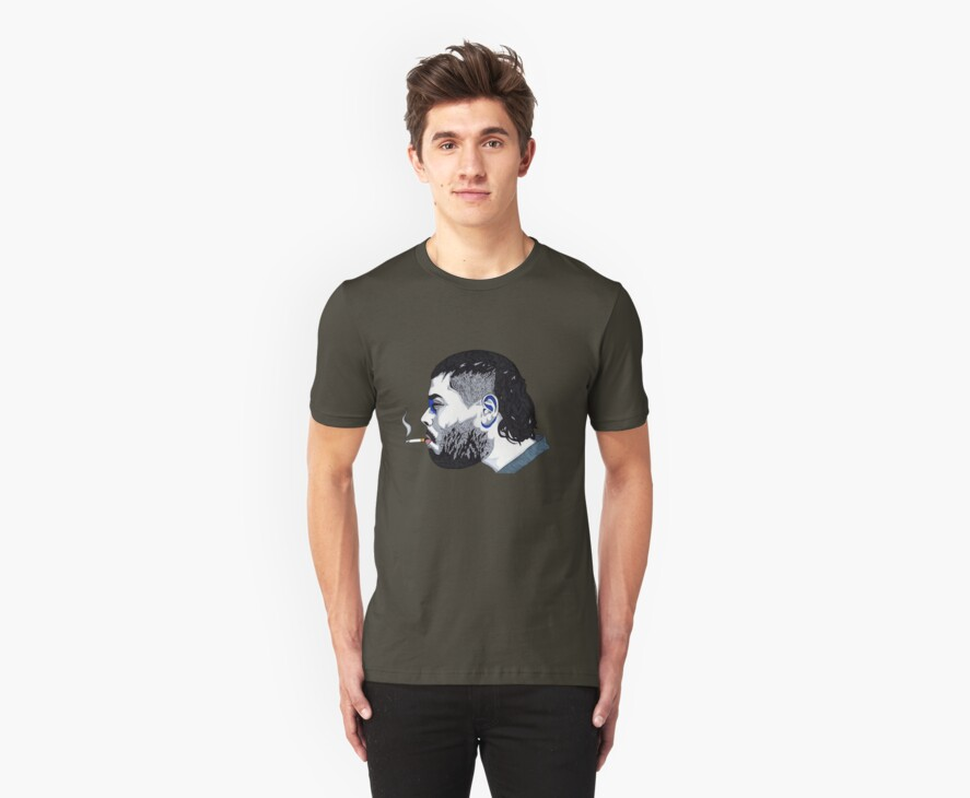 Hawaii Five-0 t-shirt by Angelique  Moselle