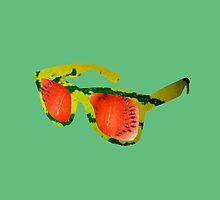 Watermelon Raybans by gerranhowell