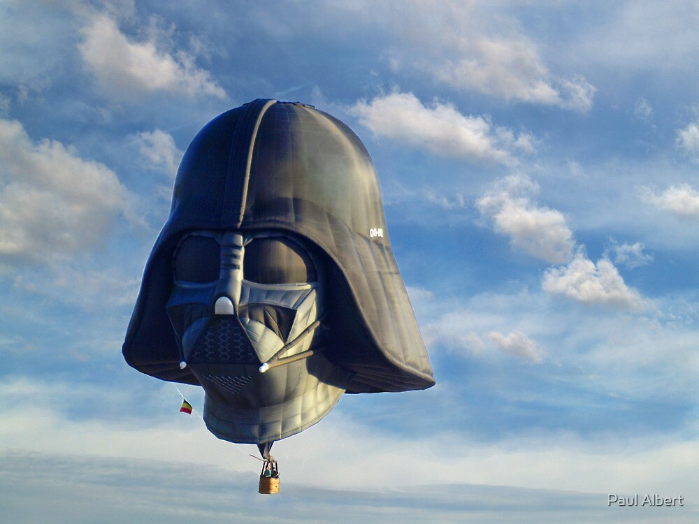 Darth Vader by Paul Albert