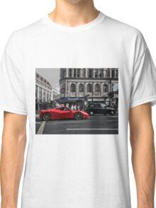Knightsbridge Tube Station Classic T-Shirt
