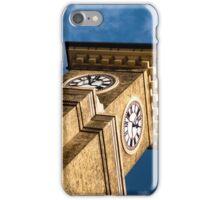 King's Cross St. Pancras Tube Station iPhone Case/Skin