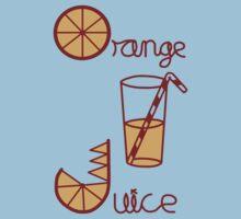 Orange Juice by Puser