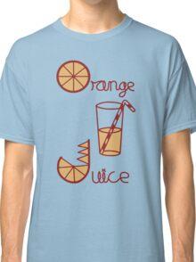 Orange Juice Classic T-Shirt