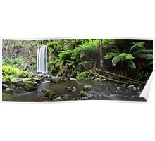 Hopetoun Falls, Otways National Park, Australia Poster