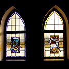 Christchurch - window duo by SNAPPYDAVE