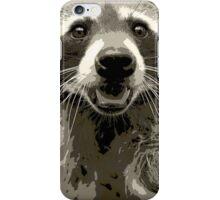 Raccoon iPhone Case/Skin