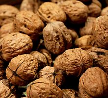Going Nutty by Natalie Ord