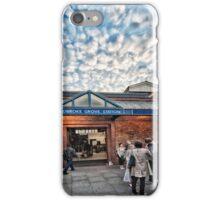 Ladbroke Grove Tube Station iPhone Case/Skin