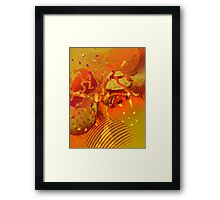 What Grows There? Framed Print
