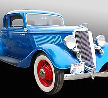 blue 34 coupe by WildBillPho