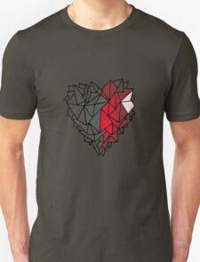 Polygonal Love Unisex T-Shirt