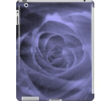 A Blue Rose for a Blue Lady- JUSTART  ©  iPad Case/Skin