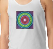 Mandala of Inner Peace Tank Top