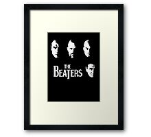 The Beaters Framed Print