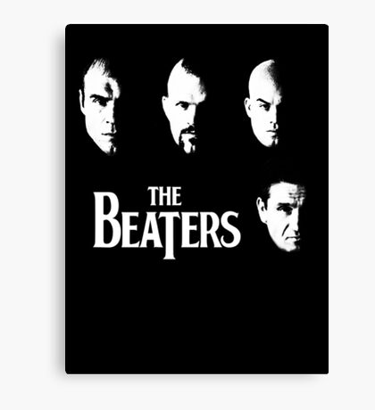 The Beaters Canvas Print