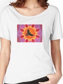Flight of the Black Cockatoo Women's Relaxed Fit T-Shirt