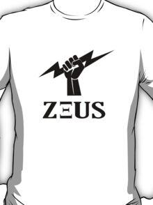 Zeus geek funny nerd T-Shirt