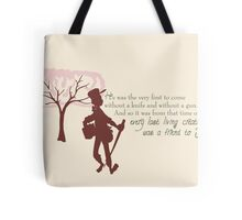 Johnny Appleseed Tote Bag