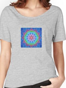 Lotus Flower of Life Women's Relaxed Fit T-Shirt