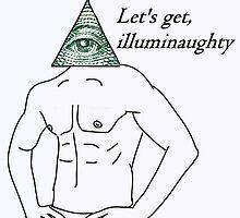 Illuminaughty by PyramidVritra