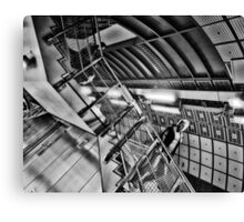 London Bridge Tube Station Canvas Print