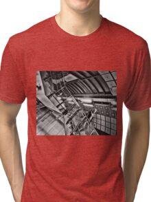 London Bridge Tube Station Tri-blend T-Shirt