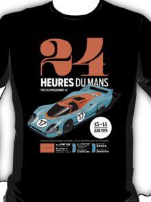 Le Mans Porsche 917 (dark t-shirt) T-Shirt