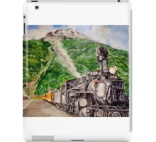 Engine 478 iPad Case/Skin