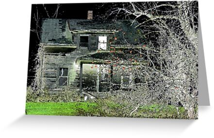 The Haunting of Applewood Farm by wiscbackroadz