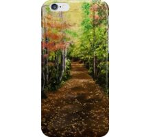 Virginia Path iPhone Case/Skin