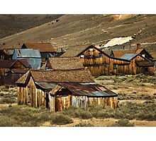 Bodie Community Living Photographic Print