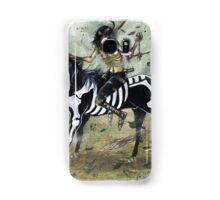 4 horsemen - FAMINE Samsung Galaxy Case/Skin