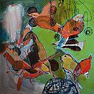 birds 4 by Randi Antonsen