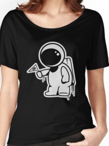 Lonely Astronaut Women's Relaxed Fit T-Shirt