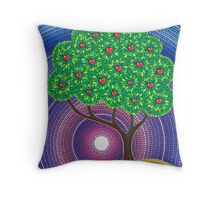 Ode to Harvest Throw Pillow