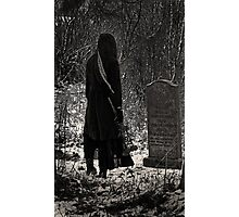 Cold Mourning Photographic Print