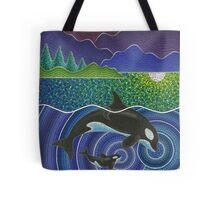 Orca Sonic Love Tote Bag
