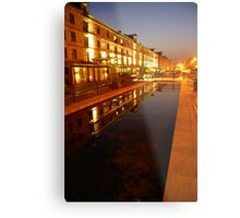 Leith Architecture Metal Print