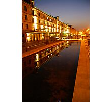 Leith Architecture Photographic Print