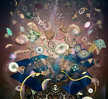 Magic Box by Cornelia Mladenova