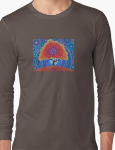 Autumn Blossoms Long Sleeve T-Shirt