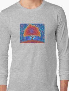 Autumn Blossoms Long Sleeve T-Shirt