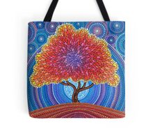 Autumn Blossoms Tote Bag