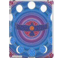 Dance of Wings and Moon iPad Case/Skin