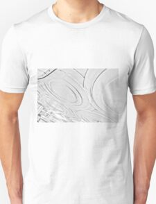 Manor House Tube Station Unisex T-Shirt