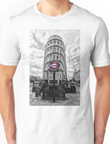 Mansion House Tube Station Unisex T-Shirt