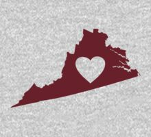 I Love Virginia by USAswagg2