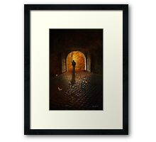 Beauty Is Found In Unexpected Places... Framed Print