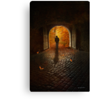 Beauty Is Found In Unexpected Places... Canvas Print